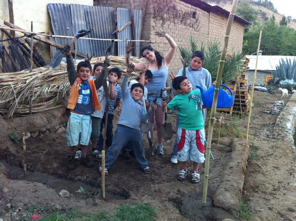 Volunteering Elqui Valley
